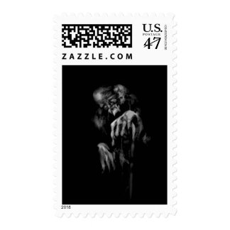 «The Crypt» Postage