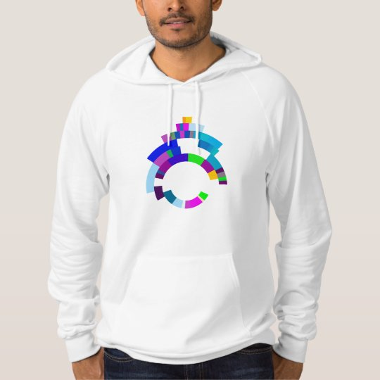 The Cryptic Ring California Fleece Pullover Hoodie