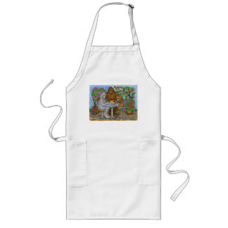 The Cryptid Café Apron
