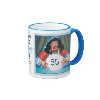The Crystal Ball © Birthday Ringer Mug
