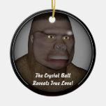 The Crystal Ball Christmas Ornament
