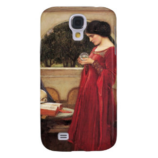 The Crystal Ball [John William Waterhouse] Galaxy S4 Cover