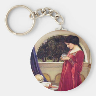 The Crystal Ball - Keychain