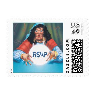 The Crystal Ball © Stamp