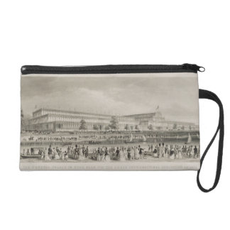 The Crystal Palace in Hyde Park for the Great Inte Wristlet