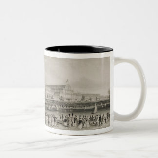The Crystal Palace in Hyde Park for the Great Inte Coffee Mug