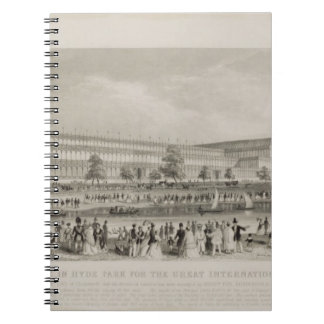 The Crystal Palace in Hyde Park for the Great Inte Notebooks