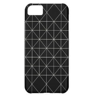 The Crystal Temple Sacred Geometry iPhone 5C Cover