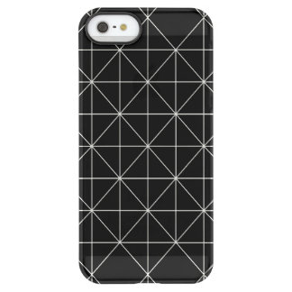 The Crystal Temple Sacred Geometry Permafrost iPhone SE/5/5s Case