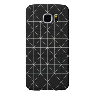 The Crystal Temple Sacred Geometry Samsung Galaxy S6 Case