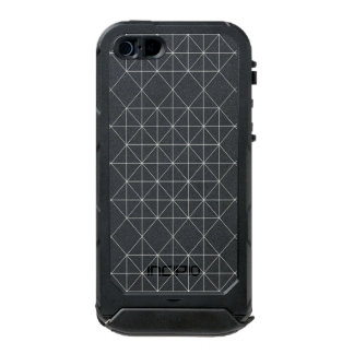 The Crystal Temple Sacred Geometry Waterproof iPhone SE/5/5s Case