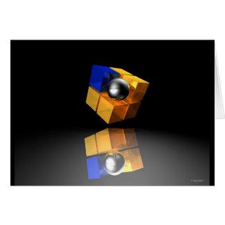 The Cube Card