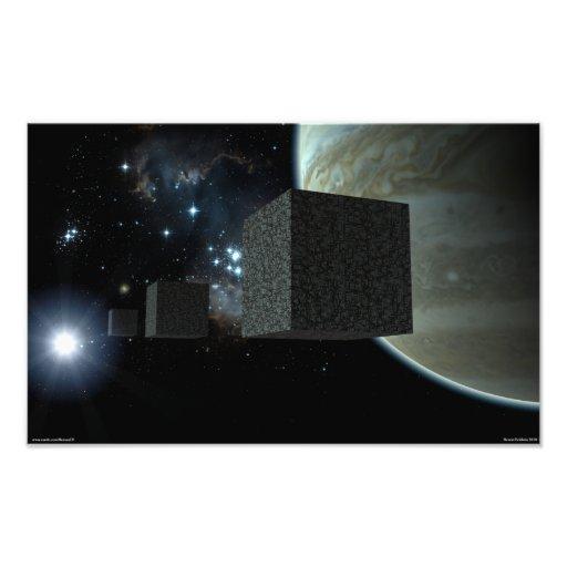 The Cubes Art Photo