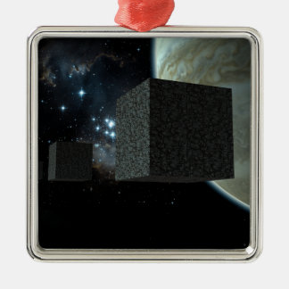 The Cubes Ornaments