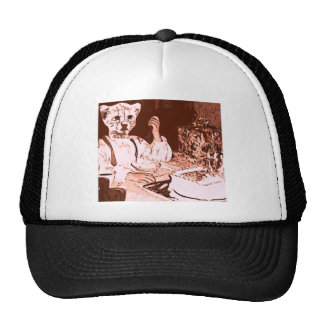 the Cubs birthday Trucker Hat