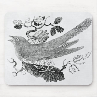 The Cuckoo Mouse Pad