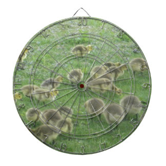 The Cuddly Hoard Dartboard With Darts