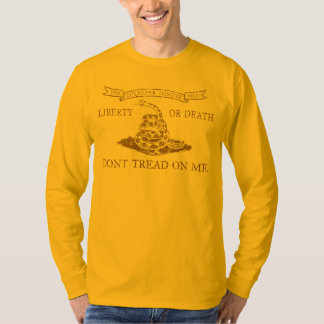 The Culpeper Don't Tread on Me Flag Shirt