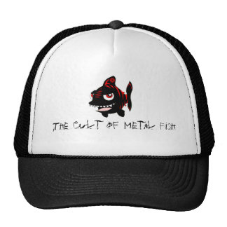The Cult of Metal Fish Hat