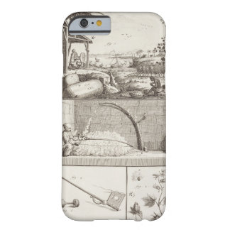 The cultivation of cotton, from the 'Encyclopedia' Barely There iPhone 6 Case