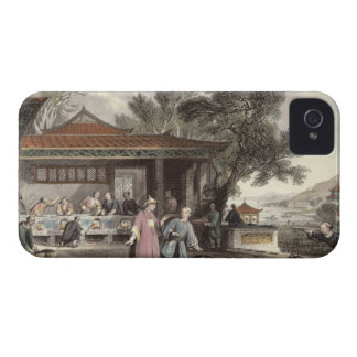 The Culture and Preparation of Tea, from 'China in iPhone 4 Case