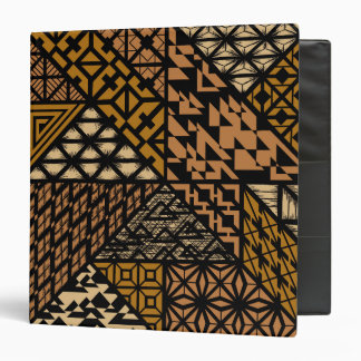 """""""The Culture"""" (Brown) Binder"""