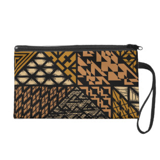 """""""The Culture"""" (Brown) Wristlet"""