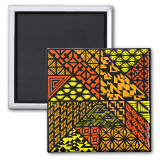"""The Culture"" Square Magnet"
