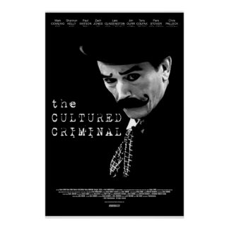 The Cultured Criminal - Official Film Poster 01