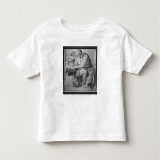 The Cumaean Sibyl, after Michangelo Buonarroti Toddler T-shirt