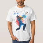 The Cup comes Home - Cricket T-Shirt