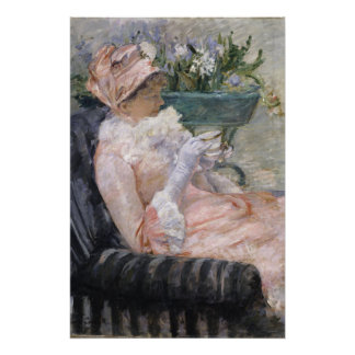 The Cup of Tea by Mary Cassatt Poster