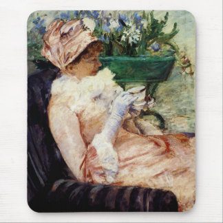The Cup of Tea Mouse Pad