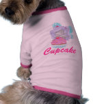 The Cupcake Fairy Doggie T-shirt