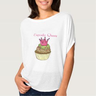 The Cupcake Queen Women Tshirt