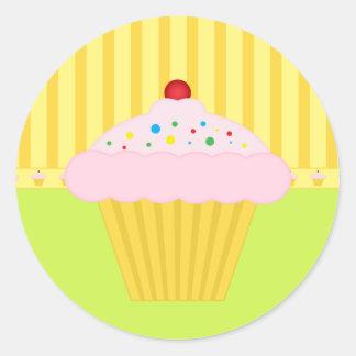 The Cupcake Sticker