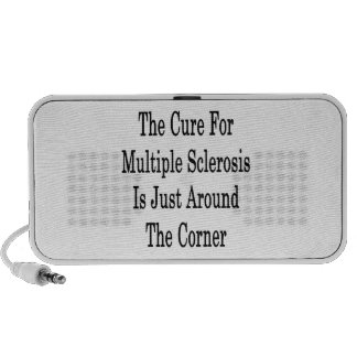 The Cure For Multiple Sclerosis Is Just Around The Travelling Speakers