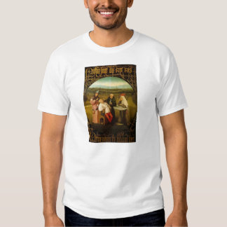 The Cure of Folly by Hieronymus Bosch T Shirt