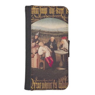 The Cure of Folly Wallet Phone Case For iPhone SE/5/5s