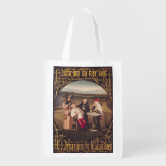The Cure of Folly Reusable Grocery Bag