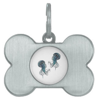 THE CURRENT DANCERS PET ID TAG