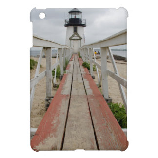 The current lighthouse, the last of many iPad mini cases