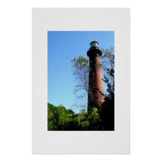 The Currituck Lighthouse Poster