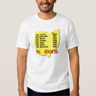 The Curse T Shirt