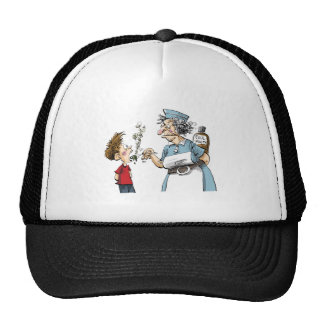 The Cursing Cure! Trucker Hat