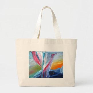 The Curtain Woman Bag