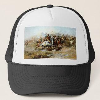 The Custer Fight Trucker Hat