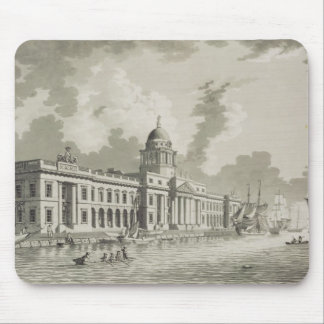 The Custom House, Dublin, 1792 (engraving) Mouse Pad