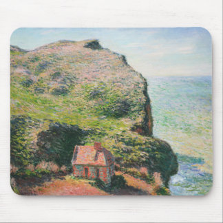 The Customs House - Claude Monet Mouse Pad