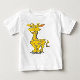The cut giraffe T-shirt for Babies